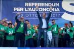 Spinte per l'autonomia anche in Italia: dopo la Catalogna, Lombardia e Veneto al voto