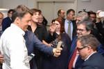 Renzi a Catania: il voto in Sicilia non è un test nazionale ma non si deve sbagliare la scelta del candidato - Video