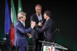 """Pd, Renzi: """"Nei collegi sarà corpo a corpo con il centrodestra"""""""