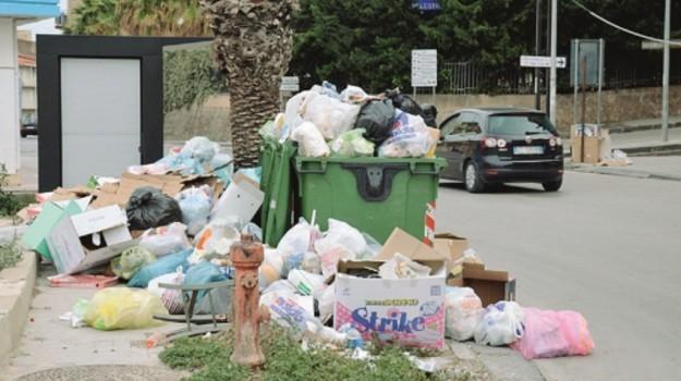 rifiuti licata, Agrigento, Cronaca