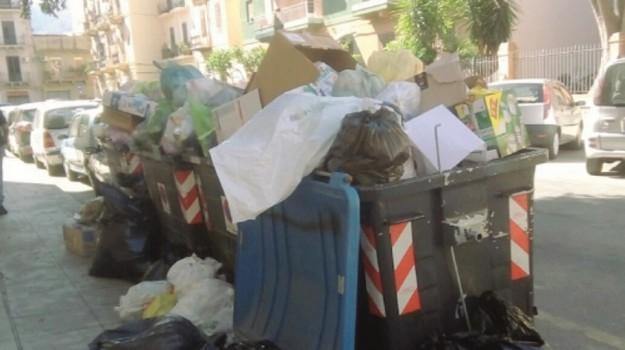 rifiuti agrigento, Agrigento, Cronaca