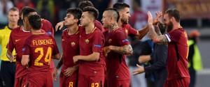La migliore Roma della stagione travolge il Chelsea