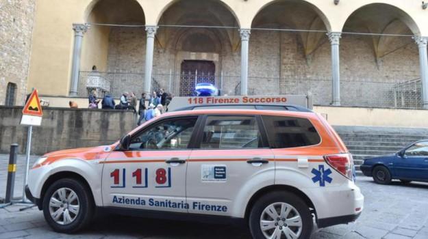 Turista morto basilica Firenze, Sicilia, Cronaca
