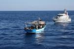 Nuova ondata migratoria, 1.400 persone salvate nel Mediterraneo: 2 morti
