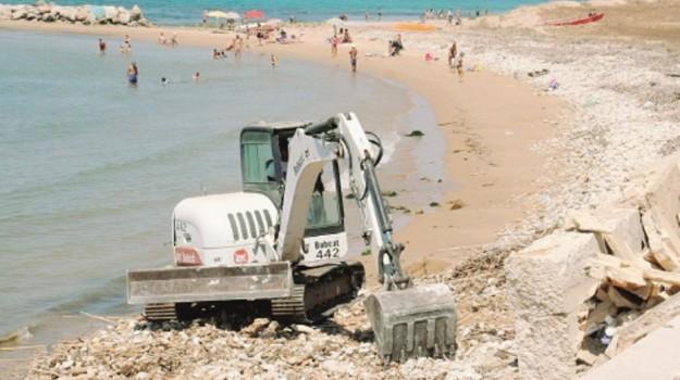 spiaggia cannatello, Agrigento, Cronaca