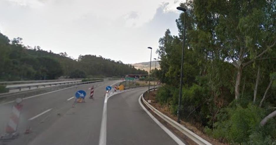 Tragedia sulla Palermo-Catania Moto contro guardrail, un morto