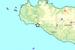 A Sciacca lieve scossa di terremoto nella notte