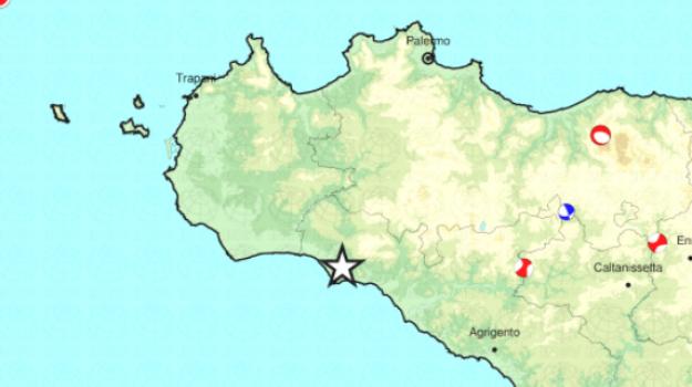 terremoto sciacca, Agrigento, Cronaca