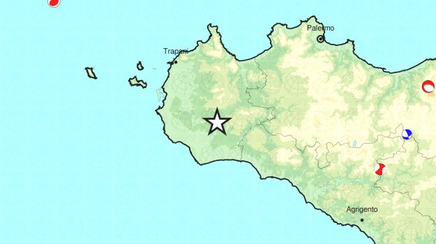terremoto castelvetrano, Trapani, Cronaca