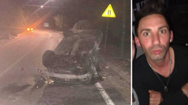 incidente mortale, Antonino Puleo, Trapani, Cronaca