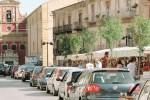 Traffico in tilt a Caltanissetta: multe e rimozioni a raffica