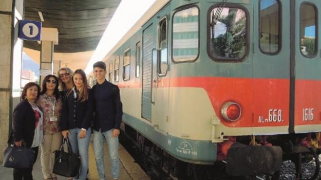 treno storico, Trapani, Cultura