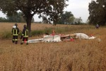 Ultraleggero precipita nelle campagne torinesi, muore un bagherese di 55 anni