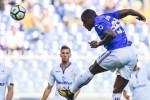 La Sampdoria spazza via l'Atalanta, bene Genoa e Fiorentina