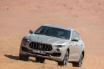 Maserati Levante non solo sportivo ma anche 're' del deserto