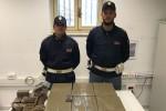 Traffico di hashish a Palermo, sequestrati 70 kg di droga: 4 arrestati - Nomi e foto