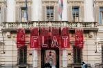 Parte 'Flat', fiera del libro d'artista