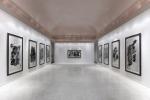 Mostra Kounellis a Istituto per Grafica