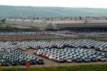 Istat, fatturato auto -0,1% a settembre, ordini -5,1% su mese