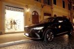Mazda CX-3 Limited Edition debutta apertura store Pollini