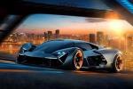 Nella prima Lamborghini elettrica la scocca diventa batteria