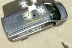 Mercedes Vito diventa base operativa per consegna con droni