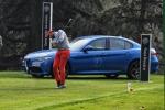 Terza tappa a Villa d'Este per l'Alfa Romeo Golf Challenge