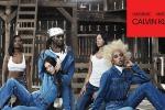 Moda: Solange in posa per Calvin Klein underwear e jeans