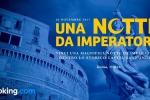 Turismo: Booking.com lancia concorso Una Notte da Imperatore