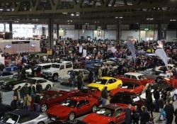 Auto d'epoca protagoniste a Milano con AutoClassica