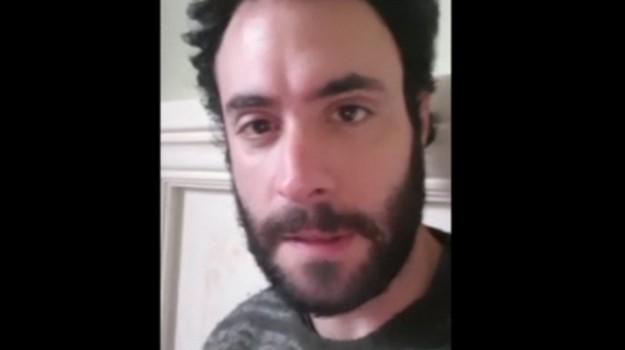 """Vassallo, l'attore palermitano dopo il voto in Sicilia: """"Spero che la mia amata terra sia nelle mani giuste"""""""