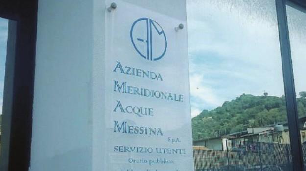 acqua villaggio gesso, amam, Messina, Cronaca