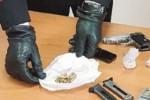 Trovati in possesso di armi e munizioni, due arresti a Lentini