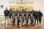 La squadra della Virtus che riporta il basket femminile in città