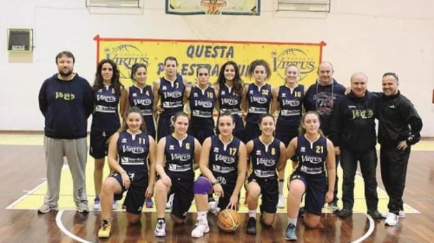 Basket femminile, Trapani, Sport