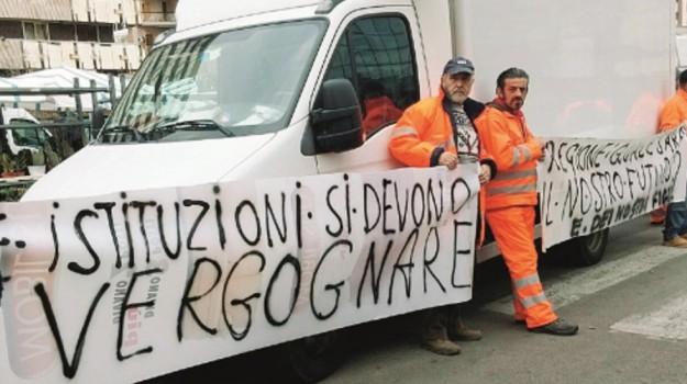 a rischio lavoratori Belice ambiente, ex Belice Ambiente, Società Consortile SRR Trapani Sud, Trapani, Cronaca