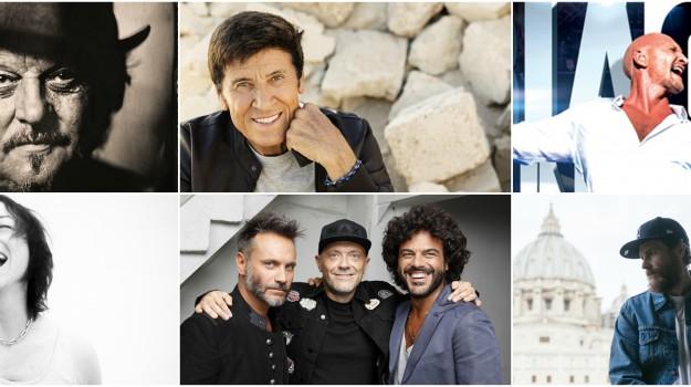 I big della musica sul palco ad Acireale: da Zucchero a Jovanotti, tutte le date