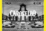 Carosello compie 60 anni e diventa un francobollo: tiratura limitata a 95 centesimi