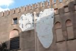 Castello Utveggio fra umidità e intonaci caduti: migliaia di condivisioni sui social per le foto del degrado