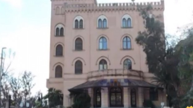 """""""Salviamo Castello Utveggio"""", appello a Palermo contro il degrado della struttura"""
