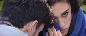"""Grande Fratello Vip, Cecilia in lacrime per Francesco Monte: """"Forse sono stata troppo egoista"""""""