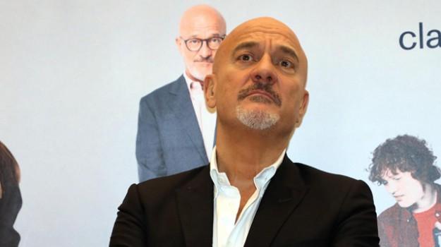 Rgs al cinema, intervista a Claudio Bisio