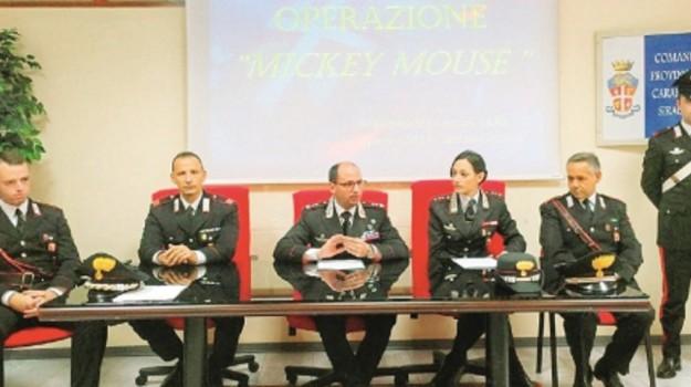 carabinieri, traffico di droga a lentini, Siracusa, Cronaca