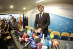 Catalogna, emesso mandato di arresto europeo per Puigdemont: in migliaia scendono in piazza