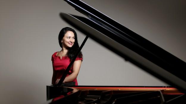 palermo classica musica concerto, Dinara Klinton, Palermo, Cultura