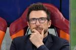 "Roma-Chelsea, Di Francesco soddisfatto: ""El Shaarawy continui così"""