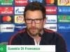 """Champions, Di Francesco: """"Contro l'Atletico sfida decisiva"""""""