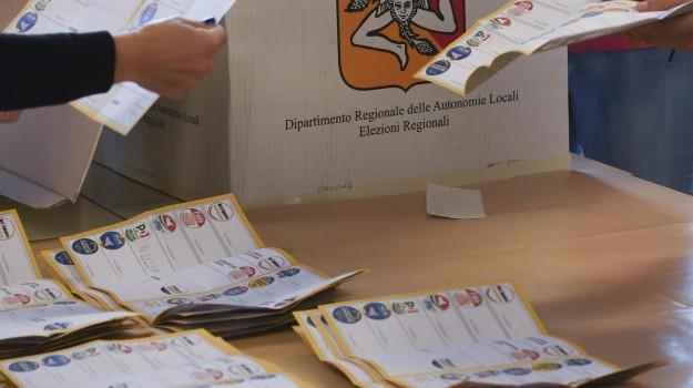 schede elettorali, Giambattista Coltraro, Giuseppe Gennuso, pippo gianni, Siracusa, Cronaca