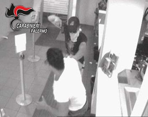 Rapine durante un permesso premio, 3 arresti a Palermo