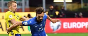 Mondiali, con la Svezia un'Italia a Trazione anteriore. Ventura prova tutte le carte